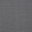 Gartenstuhl Shelley, Textilgewebe silbergrau padded