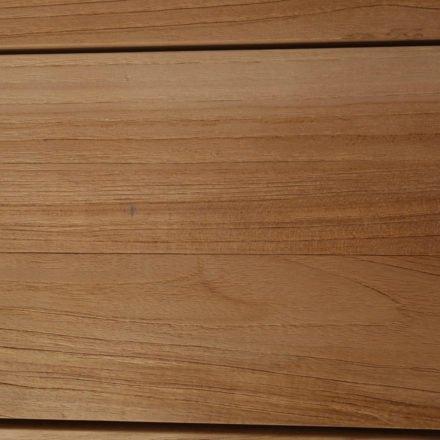 Gartentisch Como, Detailansicht Tischplatte