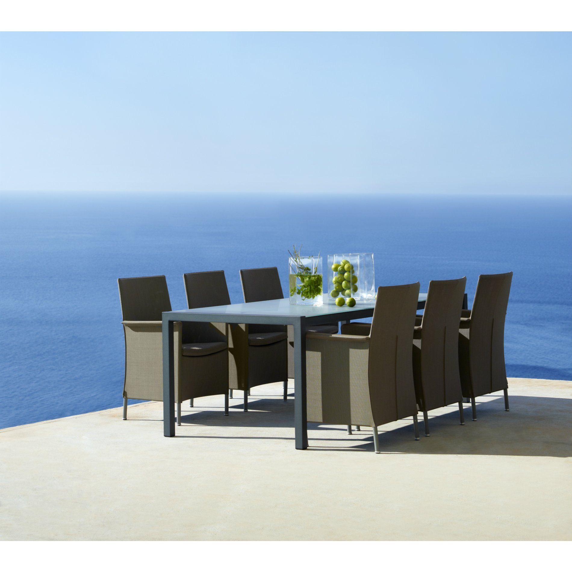 cane line gartenstuhl liberty. Black Bedroom Furniture Sets. Home Design Ideas