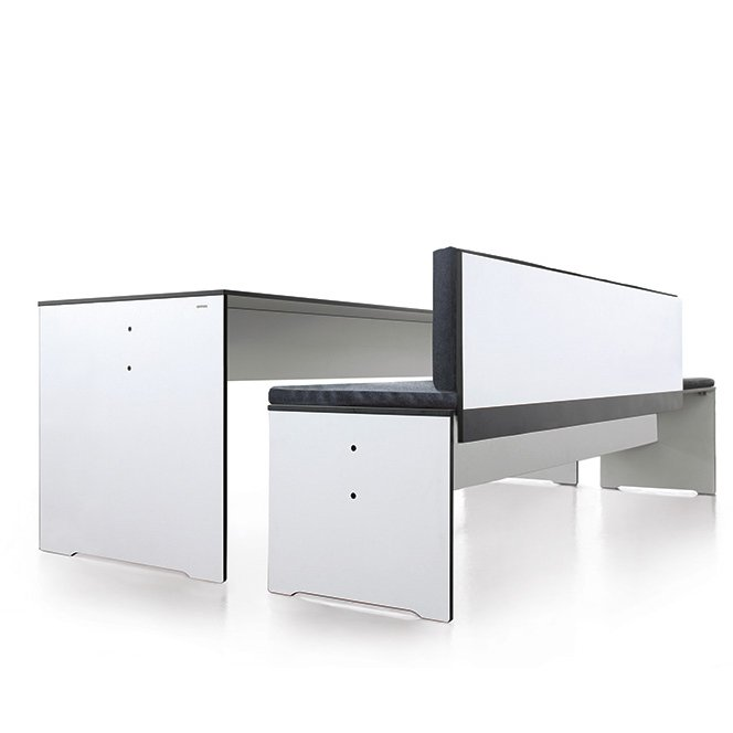 conmoto riva gartenbank. Black Bedroom Furniture Sets. Home Design Ideas