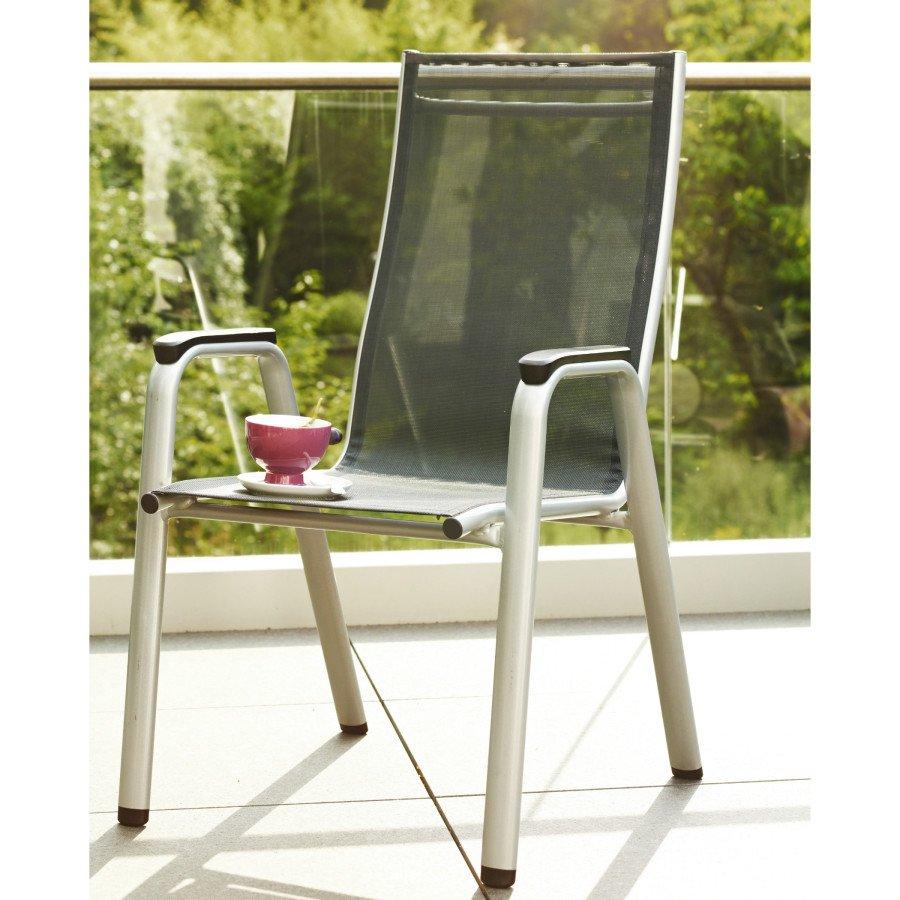 kettler cirrus stapelsessel. Black Bedroom Furniture Sets. Home Design Ideas
