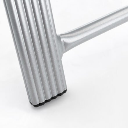 """Kettler """"Tampa"""" Sonnenliege/Bäderliege, Gestell Aluminium silber"""