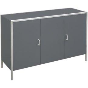 Zumsteg Sideboard, Breite 140 cm mit 3 Türen