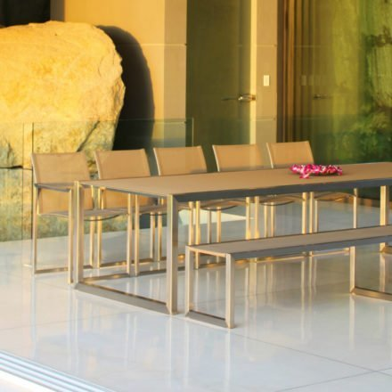 Gartentisch Ninix 300 von Royal Botania