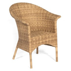 "SonnenPartner Sessel ""Cayman"", Polyrattan natura-antik"
