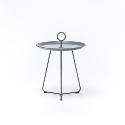 """Tray Table """"Eyelet"""" von Houe, Durchmesser 45 cm, grau"""