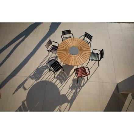 """Houe Gartenmöbel-Set mit Stuhl """"Clips"""" und Tisch """"Circle"""""""