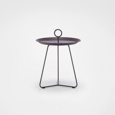 """Tray Table """"Eyelet"""" von Houe, Durchmesser 45 cm, plum"""