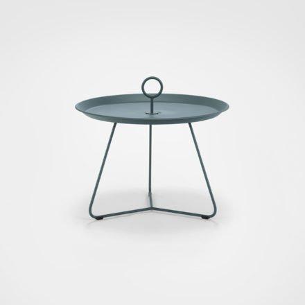 """Tray Table """"Eyelet"""" von Houe, Durchmesser 60 cm, pine green"""