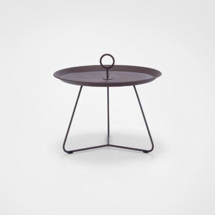 """Tray Table """"Eyelet"""" von Houe, Durchmesser 60 cm, plum"""