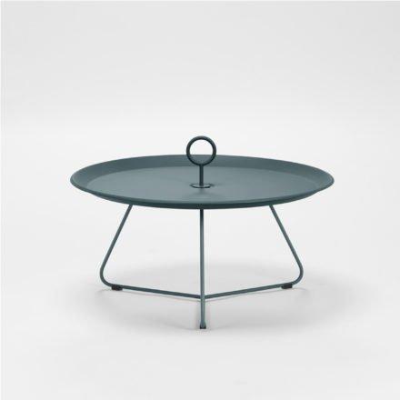 """Tray Table """"Eyelet"""" von Houe, Durchmesser 70 cm, pine green"""