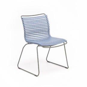 """Stuhl """"Click"""" von Houe, Farbe taubenblau"""