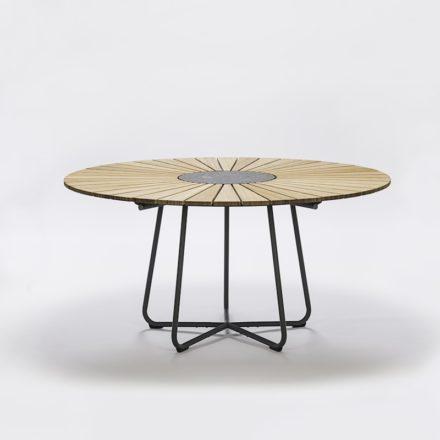 """Tisch """"Circle"""" von Houe, Bambus, Ø 150 cm"""