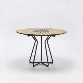 """Tisch """"Circle"""" von Houe, Bambus, Ø 110 cm"""