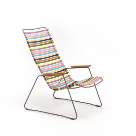 "Houe ""Click"" Lounge Chair, Farbe bunt"