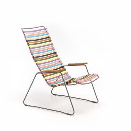 "Lounge Chair ""Click"" von Houe, Farbe bunt"