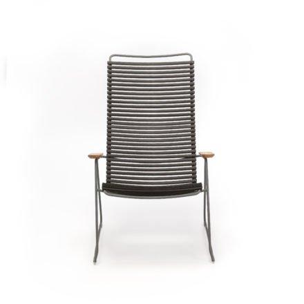 """Lounge Chair """"Click"""" von Houe, Farbe schwarz"""