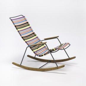 Schaukelstuhl Click, Farbe bunt