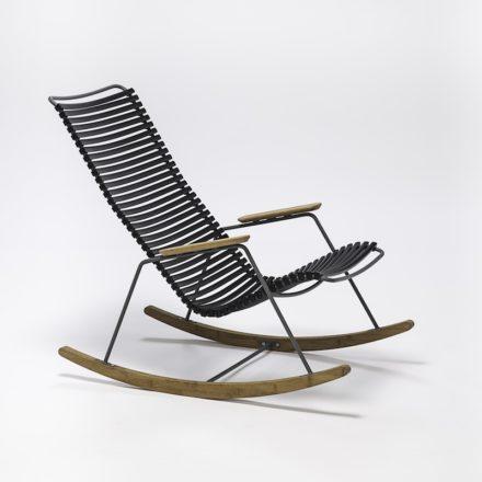 """Rocking Chair """"Click"""" von Houe, Farbe schwarz"""