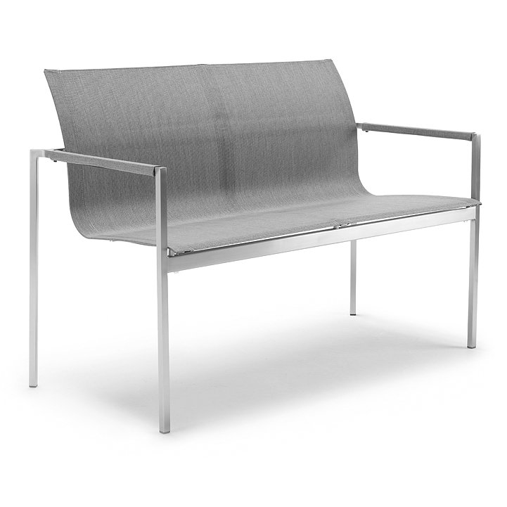 gartenmobel gartenbank edelstahl. Black Bedroom Furniture Sets. Home Design Ideas