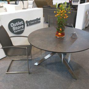 Set aus Tisch Base/Compact und Stühlen Millenium