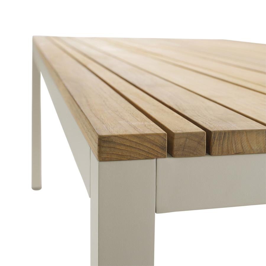 solpuri classic gartentisch aluminium. Black Bedroom Furniture Sets. Home Design Ideas