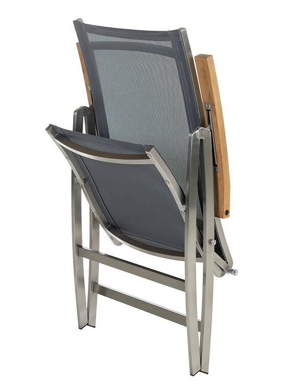 gartenst hle hochlehner metall. Black Bedroom Furniture Sets. Home Design Ideas