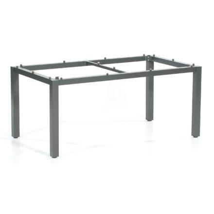 """SonnenPartner Tischgestell """"Base"""" 160x90 cm, Alu anthrazit"""