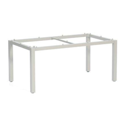 """SonnenPartner Tischgestell """"Base"""" 160x90 cm, Alu silber"""