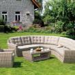 """Sonnenpartner """"Royal"""" Loungegruppe mit Tisch und Sessel"""