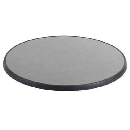 Diamond Garden Tischplatte DiGalit, Pizarra, Durchmesser 70 cm