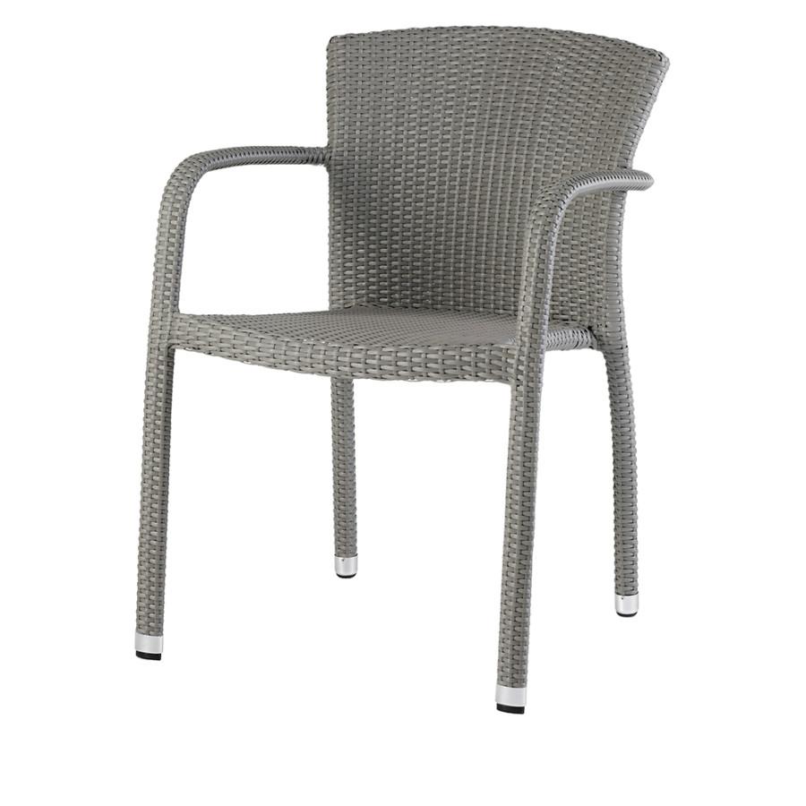 Mit armlehne geflecht perfect stuhl stuhle mit armlehne geflecht imperial weisse with mit - Florabest gartenstuhl ...
