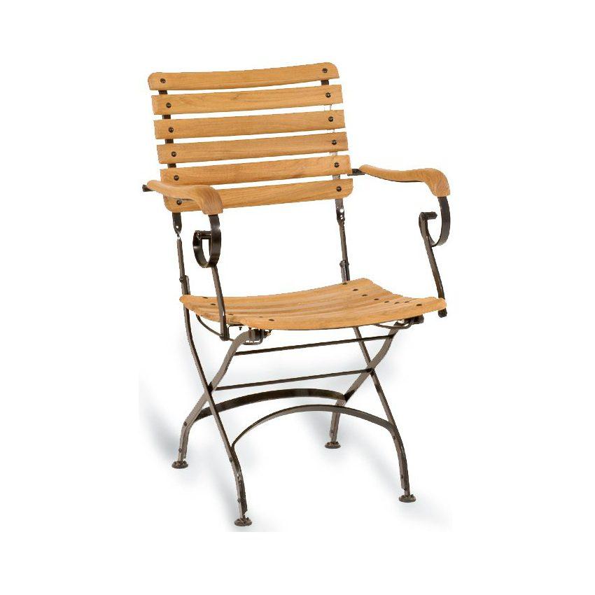 sonnenpartner oxford gartenstuhl. Black Bedroom Furniture Sets. Home Design Ideas
