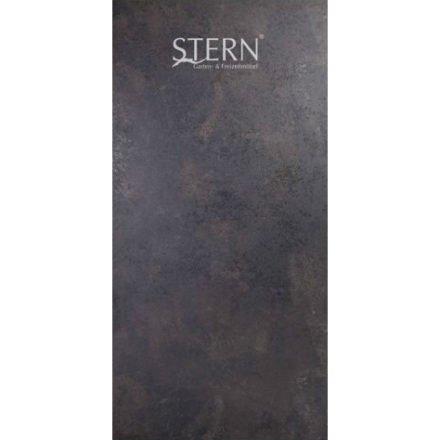 Stern Tischplatte/Sitzfläche aus HPL, Design: Vintage braun