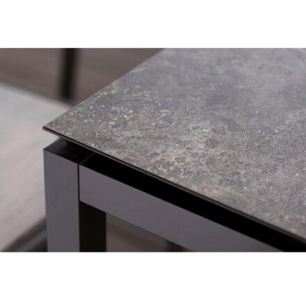 Stern Tischplatte HPL (Silverstar) Vintage grau