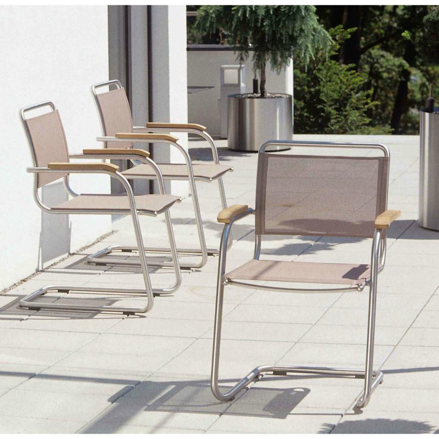fischer m bel swing freischwinger textilgewebe. Black Bedroom Furniture Sets. Home Design Ideas
