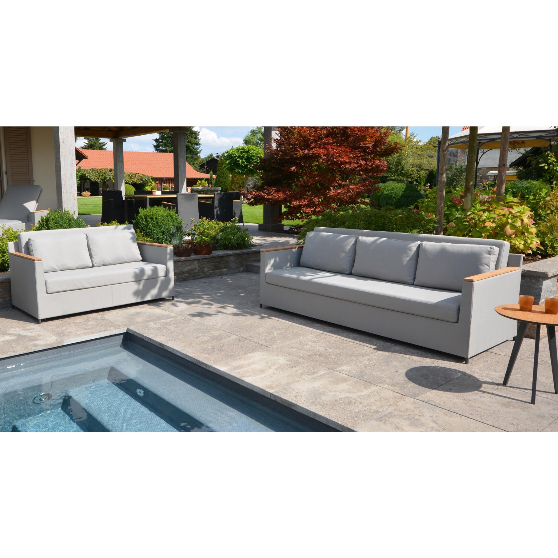 fischer m bel rio loungesofa 3 sitzer. Black Bedroom Furniture Sets. Home Design Ideas