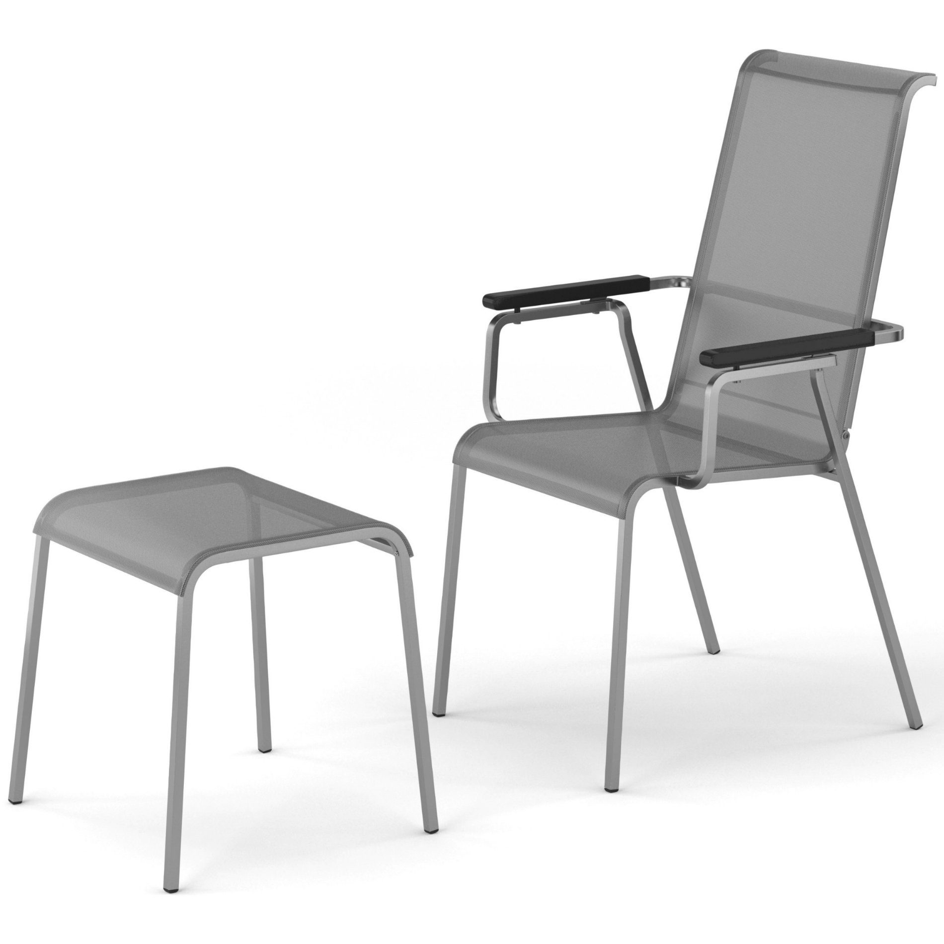 fischer m bel modena gartenhocker. Black Bedroom Furniture Sets. Home Design Ideas