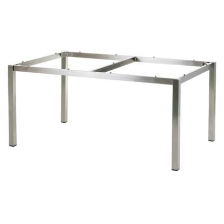 "Diamond Garden Tischgestell ""San Marino"", Edelstahl, 160 cm"