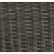 """Dining-Sessel """"Mirano"""" von Siena Garden, Gestell Aluminium, Geflecht Polyrattan mix-grau"""