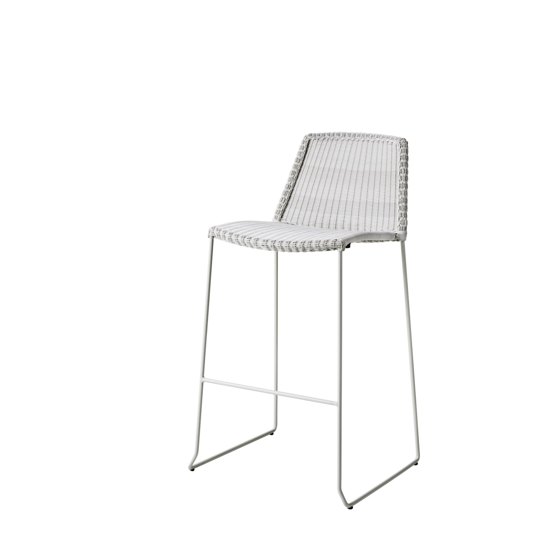 Cane line breeze cane line breeze lounge stoel voor for Rattan barhocker
