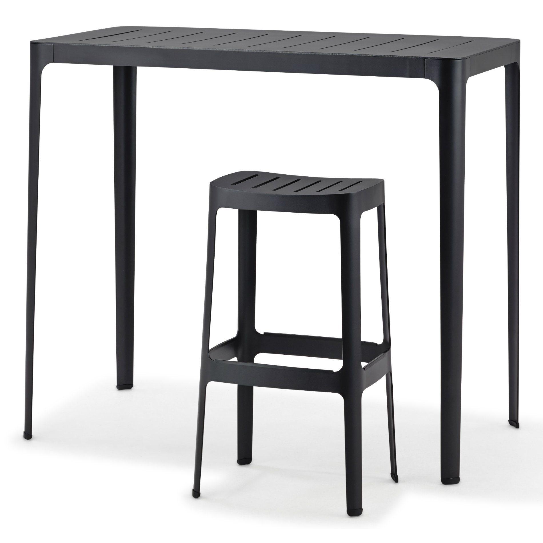 cane line bartisch cut. Black Bedroom Furniture Sets. Home Design Ideas