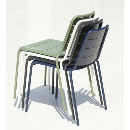 """Cane-line """"Copenhagen"""" Gartenstuhl (City Chair), stapelbar"""