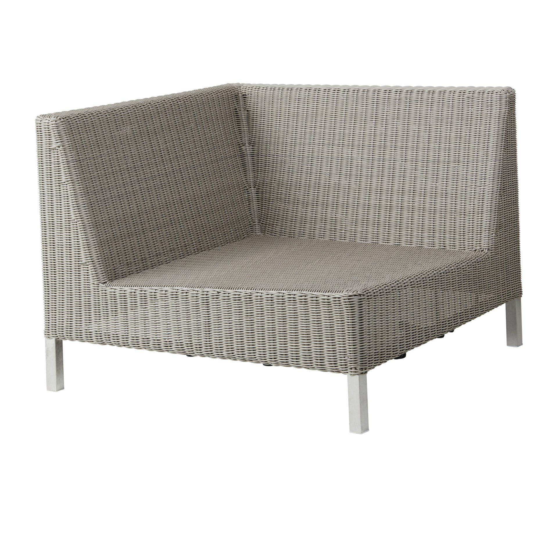 cane line connect lounge eckteil. Black Bedroom Furniture Sets. Home Design Ideas