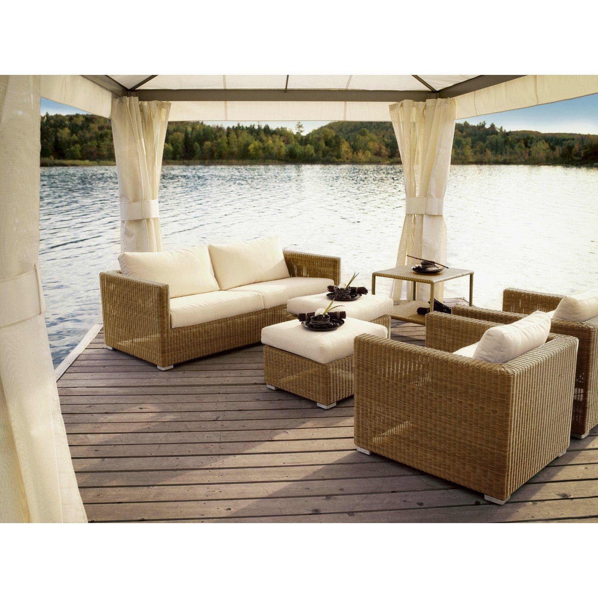 cane line chester loungesofa. Black Bedroom Furniture Sets. Home Design Ideas