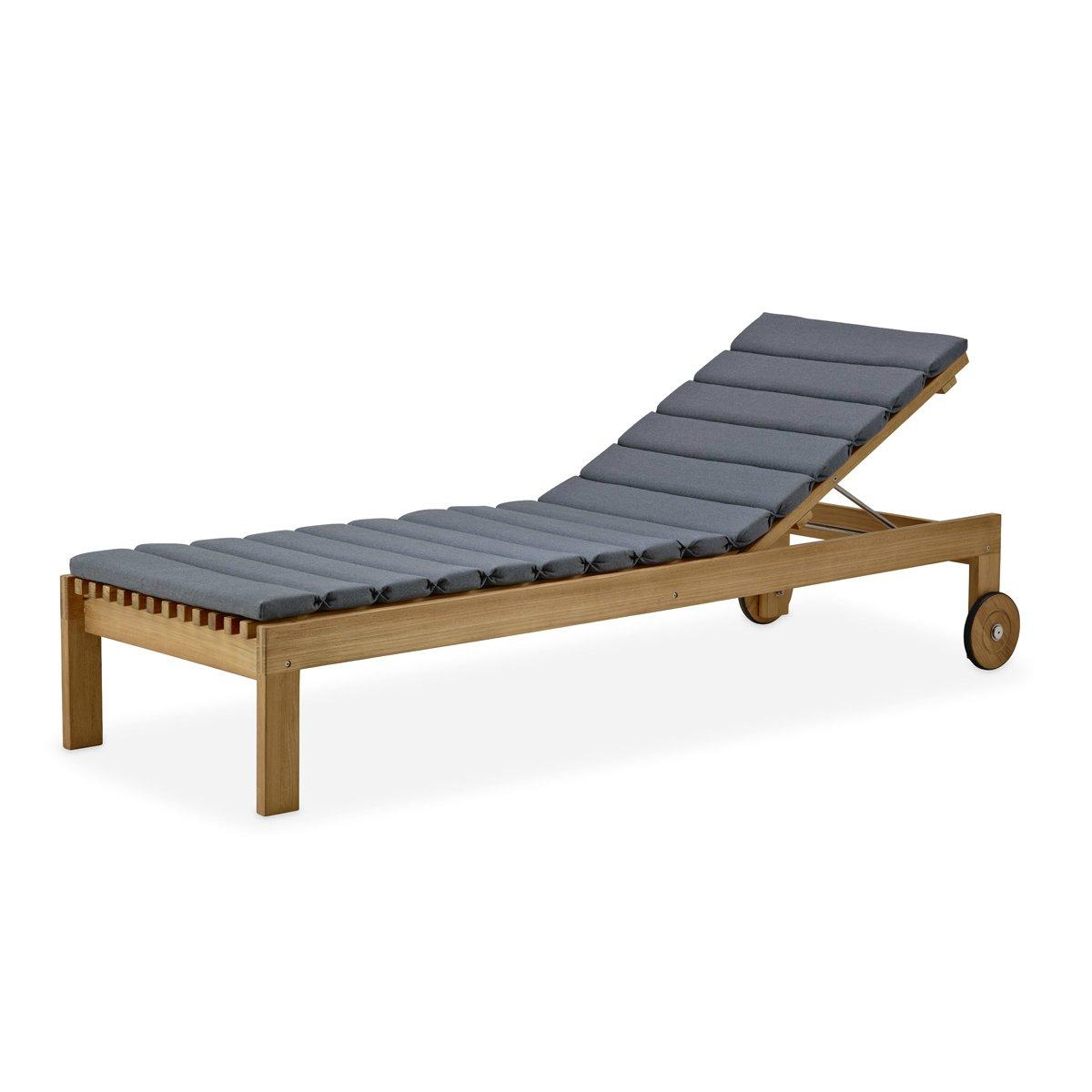 cane line amaze sonnenliege. Black Bedroom Furniture Sets. Home Design Ideas