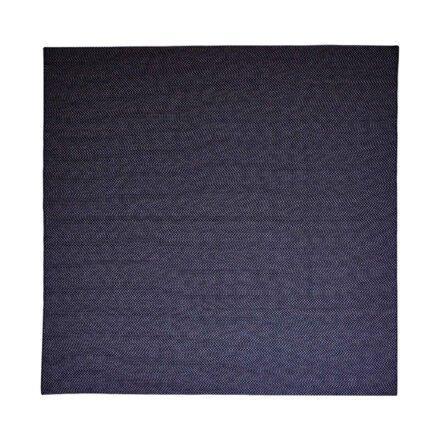 """Outdoor-Teppich """"Defined"""" von Cane-line, 3x3 m, blau"""