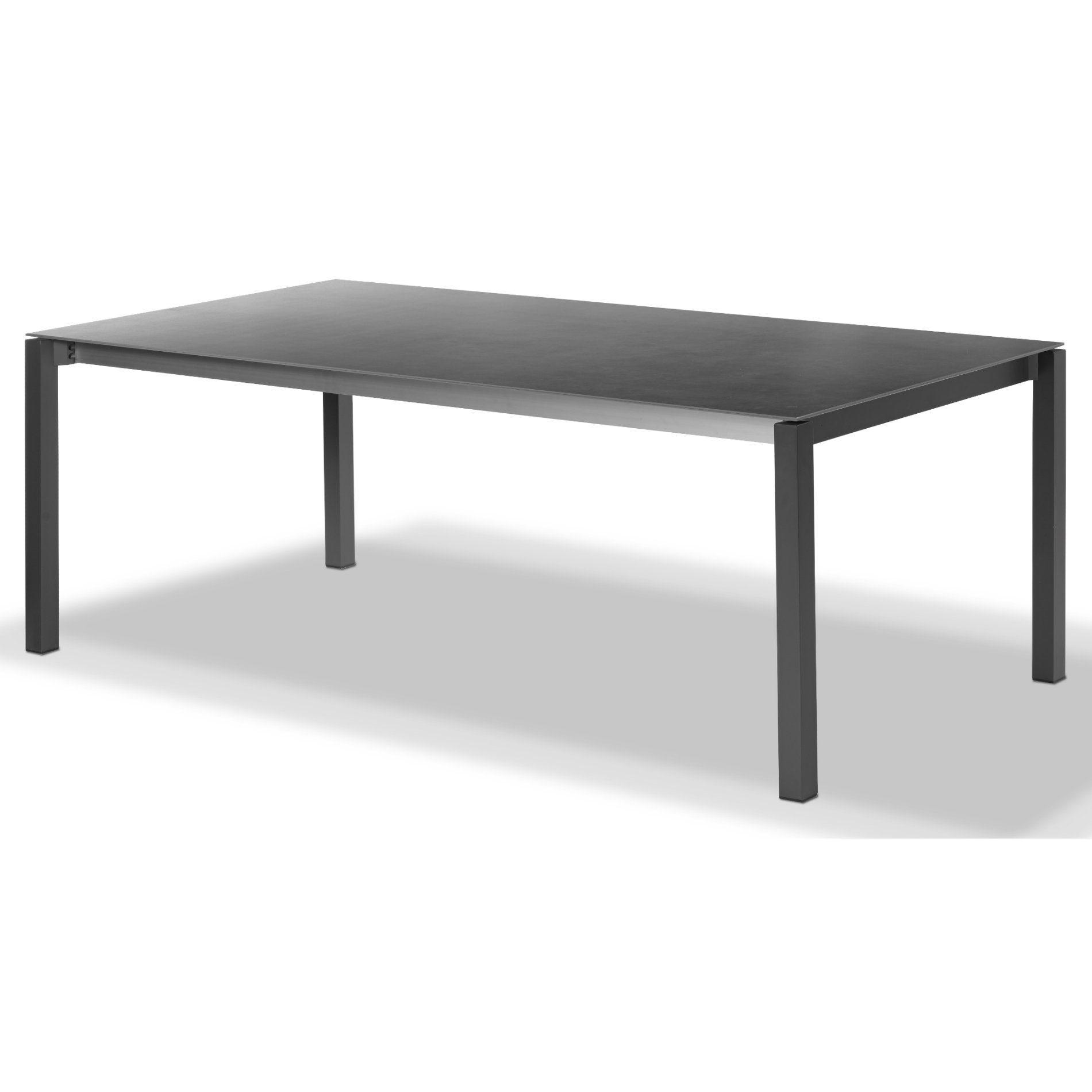 fischer m bel gartentisch rio ausziehtisch. Black Bedroom Furniture Sets. Home Design Ideas