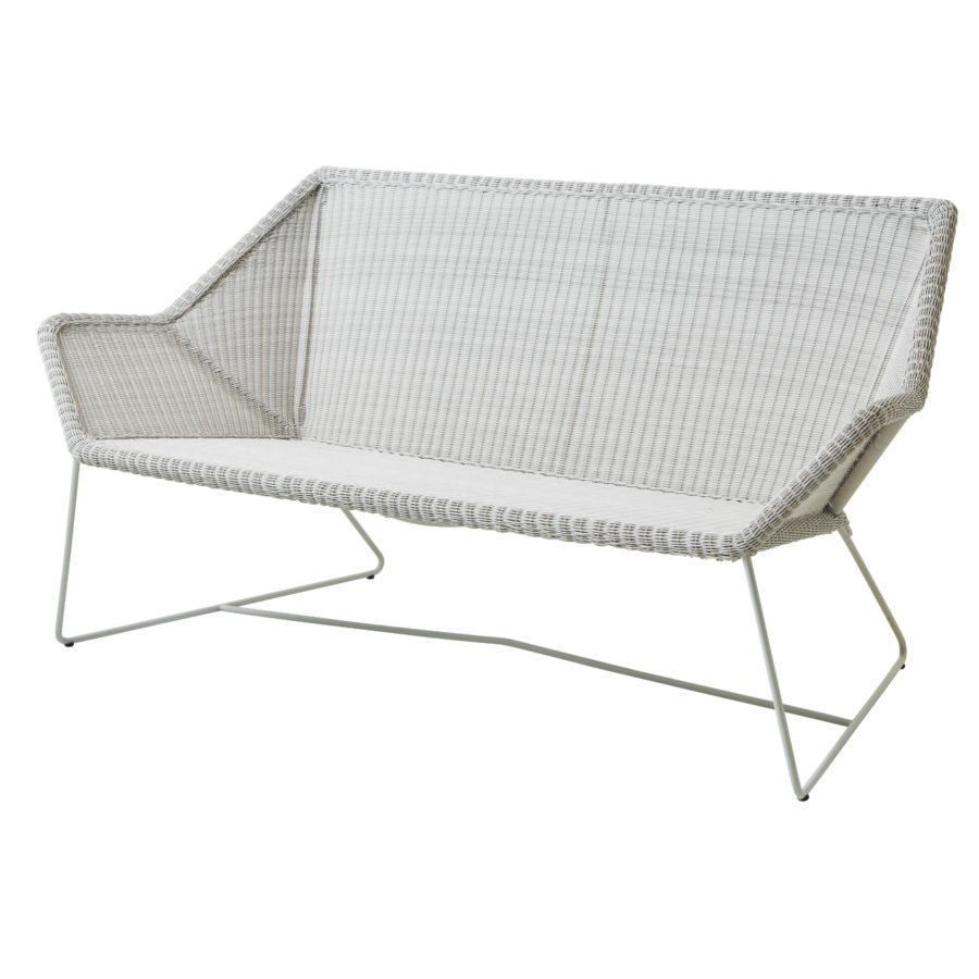 cane line breeze loungesofa. Black Bedroom Furniture Sets. Home Design Ideas