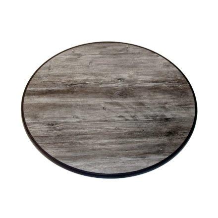 """SonnenPartner Tischplatte """"Lagos"""", Sevelit Vintage Pinie, rund, 70 cm"""